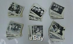 100 Vintage Topps BEATLES Trading Cards (1964) Very Good Condition! Series 2 & 3