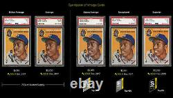 1952 Topps Mickey Mantle #311 SGC 7 NM