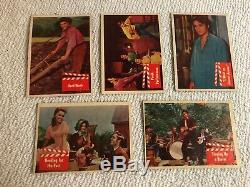 1956 Elvis Presley Bubbles Inc. (Topps) Trading Gum Cards Lot of 20 Cards