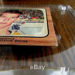 1966 TOPPS #35 Bobby Orr rookie card Poor (ST)