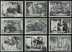 1966 Topps Superman Complete Trading Card Set of 66 Cards George Reeves