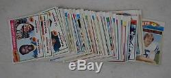 1977 Topps Football Trading Cards Set Partial Walter Payton Steve Largent