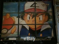 1998 Pokemon The First Movie Trading Cards COMPLETE MINT ASH SET RARE TOPPS