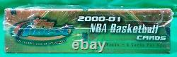 2000-01 Topps Finest NBA Basketball Trading Cards Factory Sealed Hobby Box