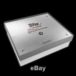 2016 Topps Baseball Limited Edition TIFFANY Factory Set only 1000 made