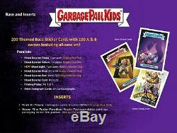 2019 Garbage Pail Kids Revenge Of Oh The Horror-ible Collector Edition Box