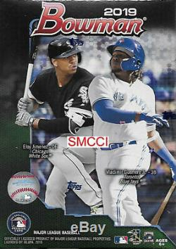 2019 Topps BOWMAN Baseball Series 16 BOX CASE Blaster Boxes Autographs IN STOCK