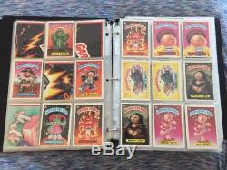 795 Vintage Garbage Pail Kids Cards Stickers 1985 Topps From Series 1 15