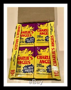 Charlie's Angels trading cards series three (box of 36) mint condition