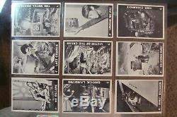 LOST IN SPACE 1966 COMPLETE SET lot TV show Topps vintage (55) trading cards