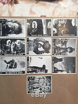 Lost In Space 46 Of 55 Trading Cards Near Complete Set 1966 Robinson Family