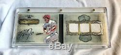Mike Trout 2013 Topps Five Star Game Used JSY Auto Relic Booklet 47/49