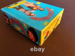 Mork and Mindy Trading Card Box 36 unopened wax packs Topps 1979 Vintage