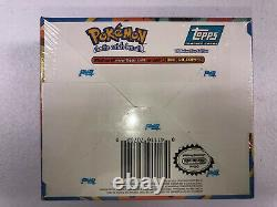 Pokemon Topps Trading Cards Series 2 Factory Sealed Booster Box