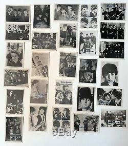 Rare Beatles Topps Trading Cards 4th Series Complete Set of 60 Cards