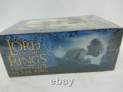 Sealed The Lord of the Rings The Return of the King Trading Card Box Hobby Japan