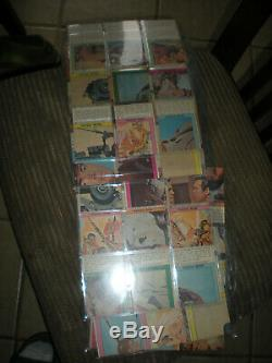 THE RAT PATROL 1966 COMPLETE SET #1-66 TOPPS Trading Cards NEAR MINT