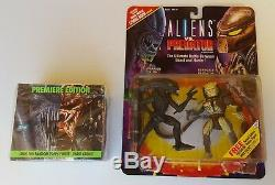 Topps 1994 Aliens Vs Predator Trading Cards Premiere Edition 1993 Action Figures