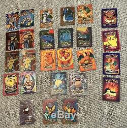 Topps Pokemon Trading Card Lot of 350 Cards / Series 1 2 3 Movie Collection