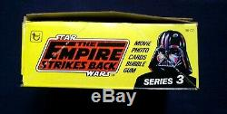 Topps Star Wars The Empire Strikes Back Series 3 Trading Cards Box 36 Wax Packs