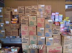 Unopened Packs Of Baseball Cards 20 27 Years Old Plus One