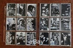 Vintage 1964 Topps Beatles Series 1, 2 & 3 B&w Trading Cards Complete