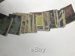 Vintage 1977 STAR WARS Trading Collectible Cards 20th century fox Lot of 46