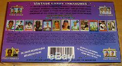 Vintage Cards Treasures Baseball Chase Box! 21 Packs! Find 1952 Topps Mantle