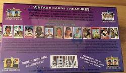 Vintage Cards Treasures Baseball Chase Box! Find The 1952 Topps Mantle! 21 Packs