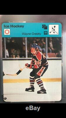 Wayne Gretzky 1979 Sportscaster Rookie Card #77-10 PSA 9 Better than OPC Topps