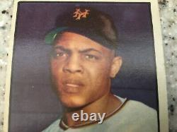 Willie Mays 1952 Topps Rookie #261 Non Psa Graded Rare